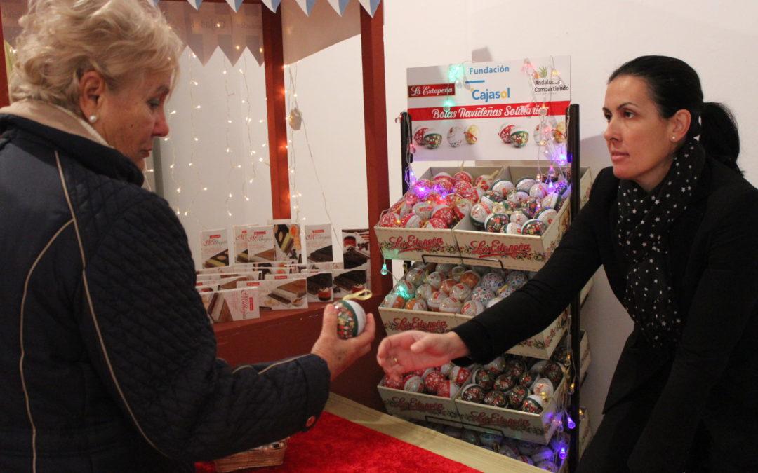 El Belén de la Fundación Cajasol en Huelva recibe más de 7.000 visitas en una semana