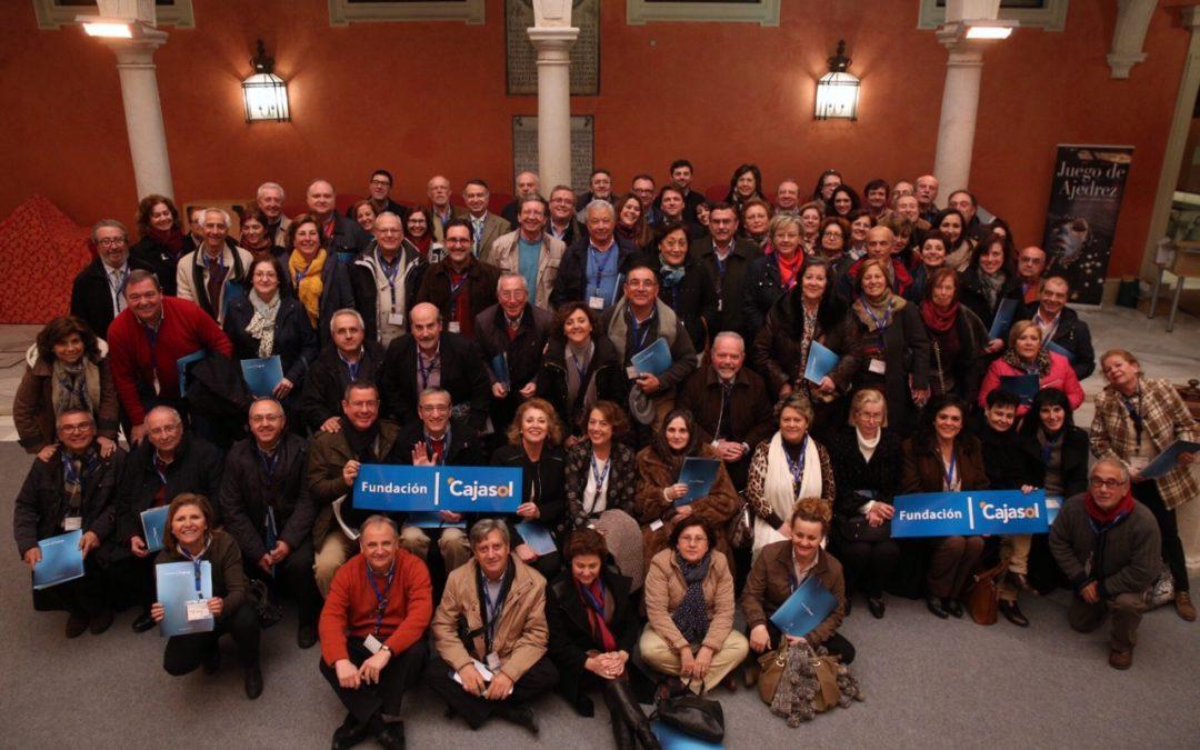 VII Encuentro de Voluntariado Fundación Cajasol: 'Progresando con nuestro Voluntariado'
