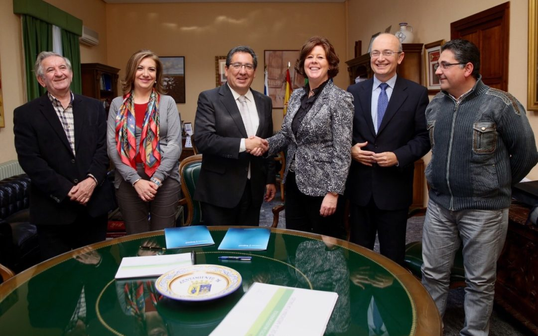 La Fundacion Cajasol ayuda a poner en funcionamiento el Museo de la Medicina de Zafra