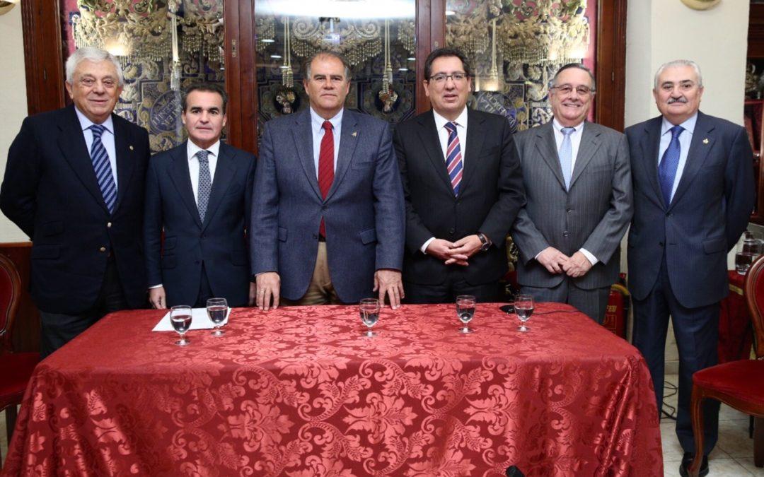Fundación Cajasol y Obra Social 'la Caixa' aportan 60.000 euros para el centro de Estimulación Precoz Cristo del Buen Fin