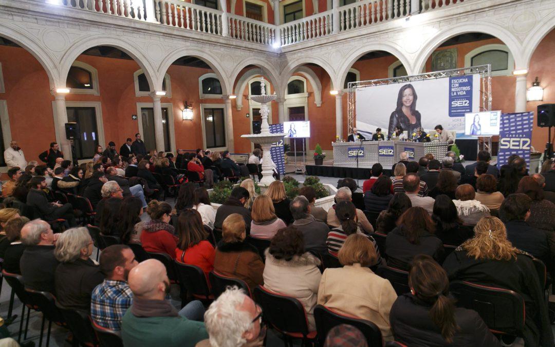 'Hora 25', desde la Fundación Cajasol en el 90 aniversario de Radio Sevilla
