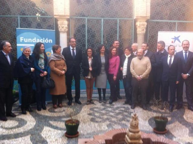 Fundación Cajasol, 'la Caixa' y la Junta impulsan ocho proyectos de iniciativas sociales en Córdoba