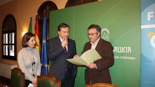 Presentación de la segunda edición del Programa '100 Caminos al Éxito' en Córdoba y Jaén