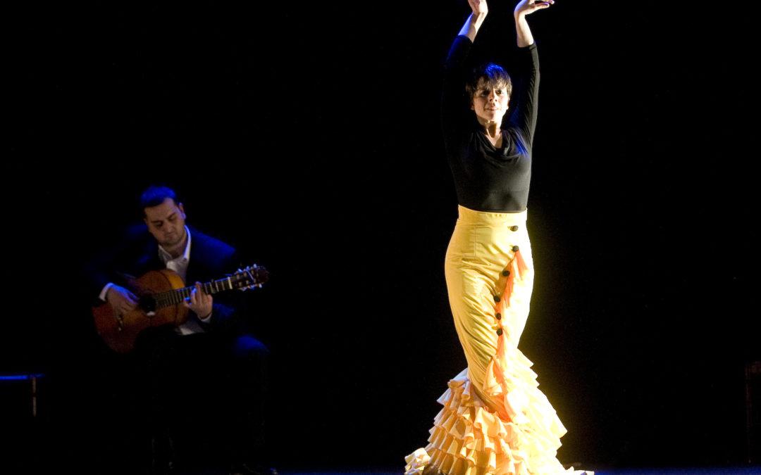 Leonor Leal llega este viernes al ciclo 'Conocer el Flamenco' de la Fundación Cajasol en Huelva