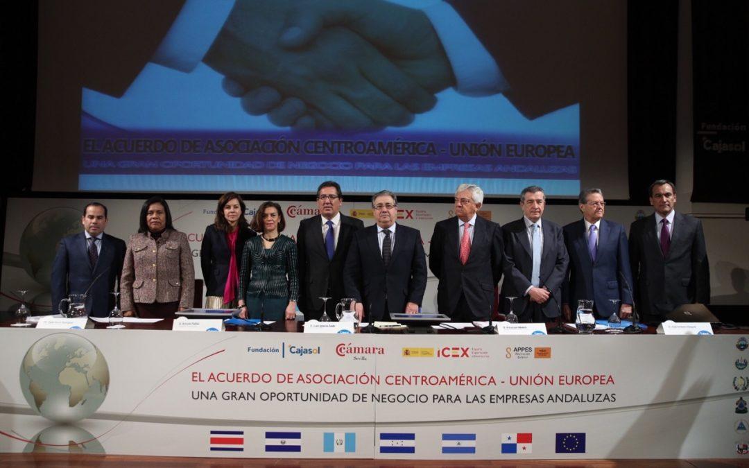 """Antonio Pulido: """"La Fundación Cajasol tiene un compromiso muy claro con el fortalecimiento del tejido productivo andaluz"""""""