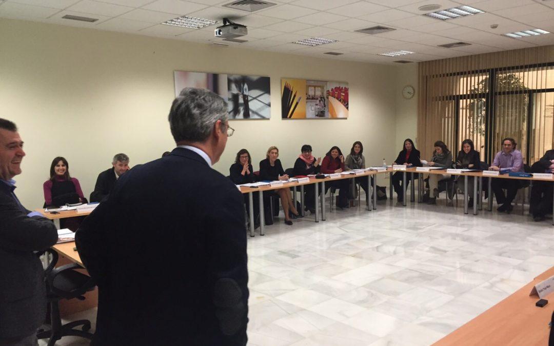 Comunicación integral en el Instituto de Estudios Cajasol los meses de febrero y marzo