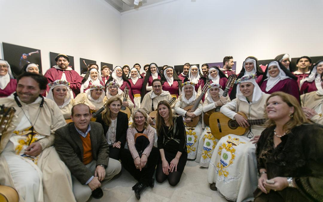 Gala solidaria a beneficio de ADISCON en la sede gaditana de la Fundación Cajasol