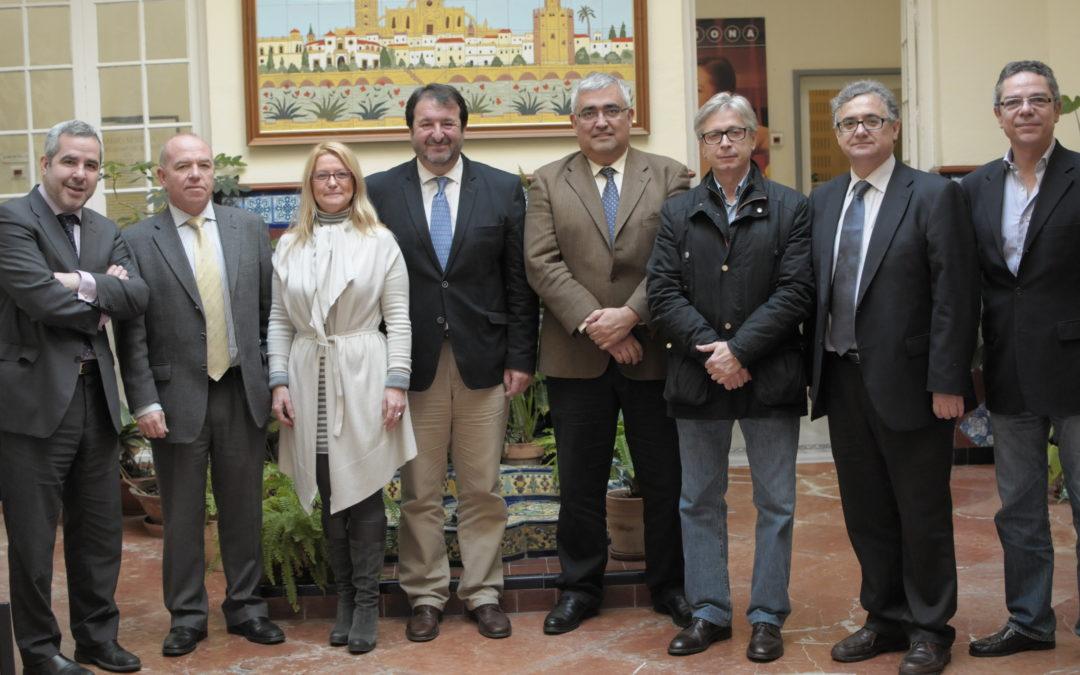 Ricardo Pardal y Ángeles Mencía, Premios Manuel Losada Villasante a la excelencia investigadora y accésit a la investigación agroalimentaria