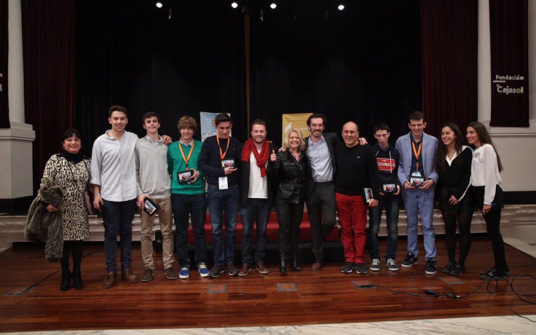 Las 'Jóvenes Promesas' brillan con luz propia en La Fundación Cajasol