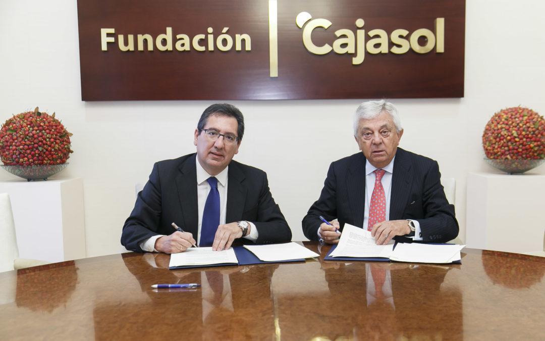 Fundación Cajasol y Cámara de Comercio de Sevilla promueven el diálogo entre empresarios andaluces y otros países