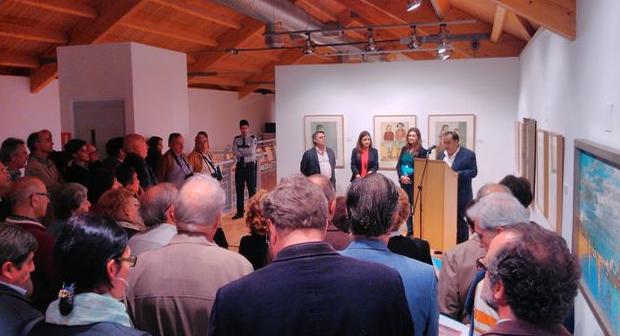 La obra 'Paisaje oculto', de Luis Capitán Minguet, gana el XLI Concurso Internacional de Pintura de Paisajes