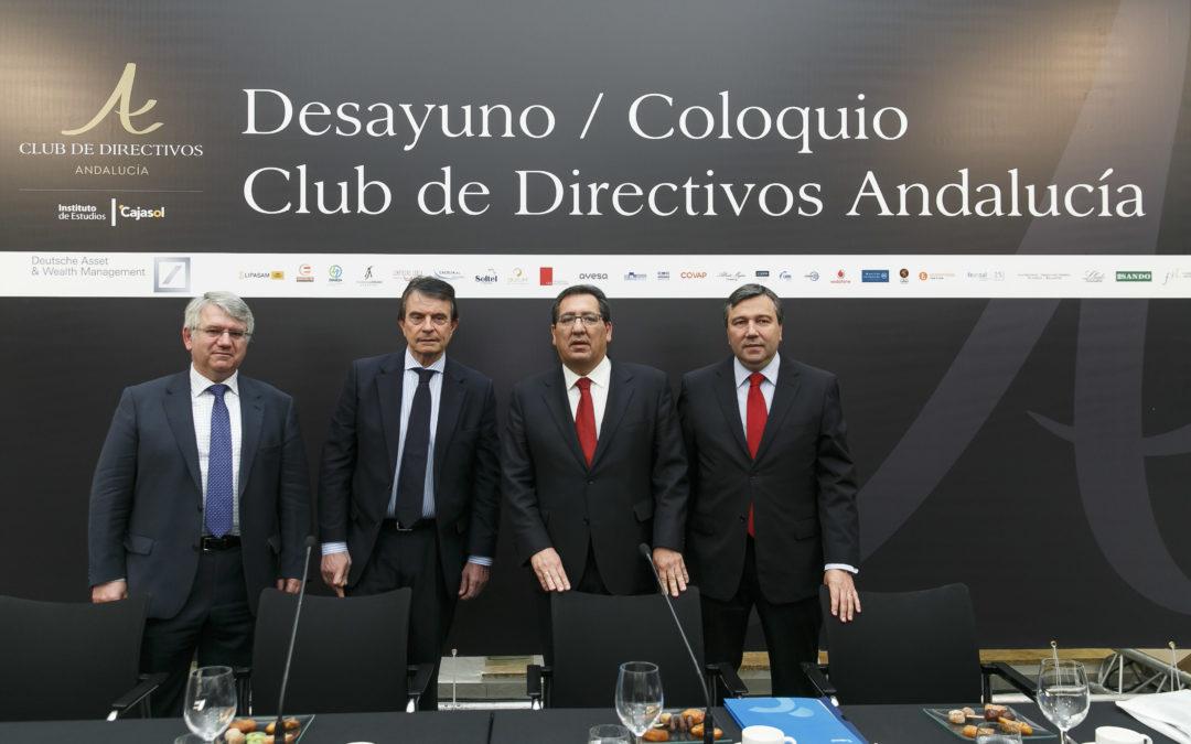 """Antonio Pulido: """"El turismo sigue fortaleciéndose como una de las locomotoras económicas andaluzas"""""""