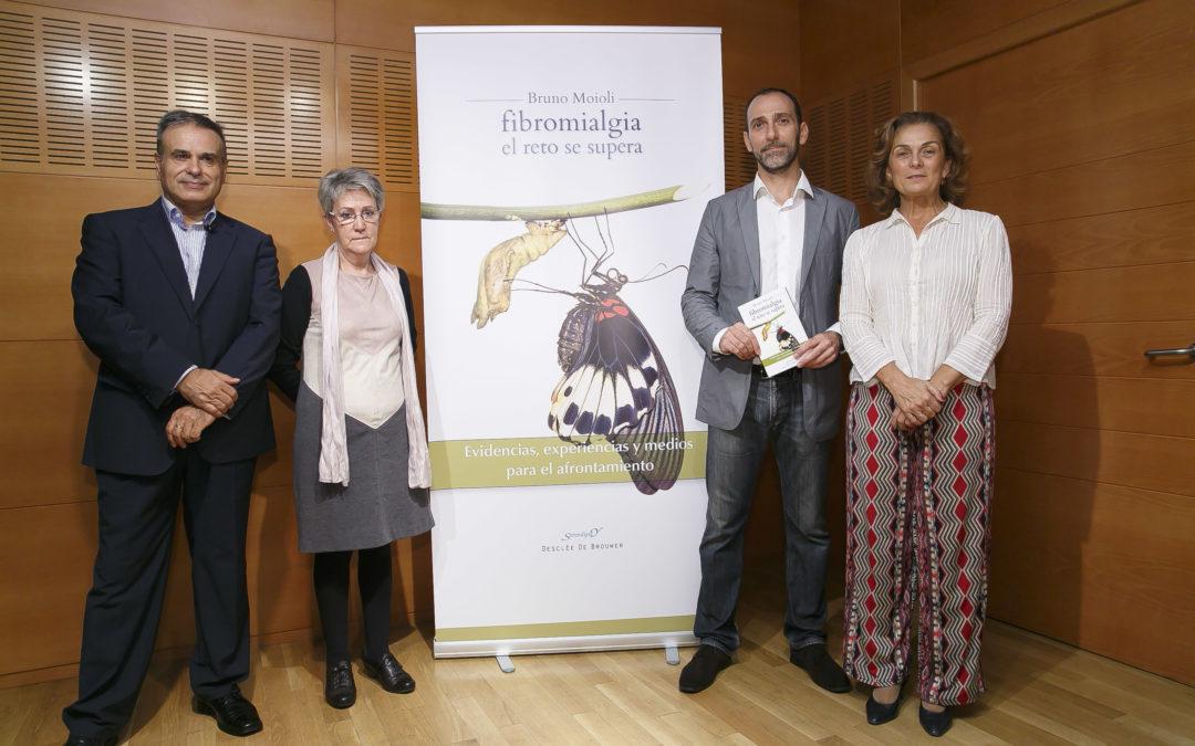 Bruno Moioli te enseña a superar el reto de la fibromialgia en su última obra