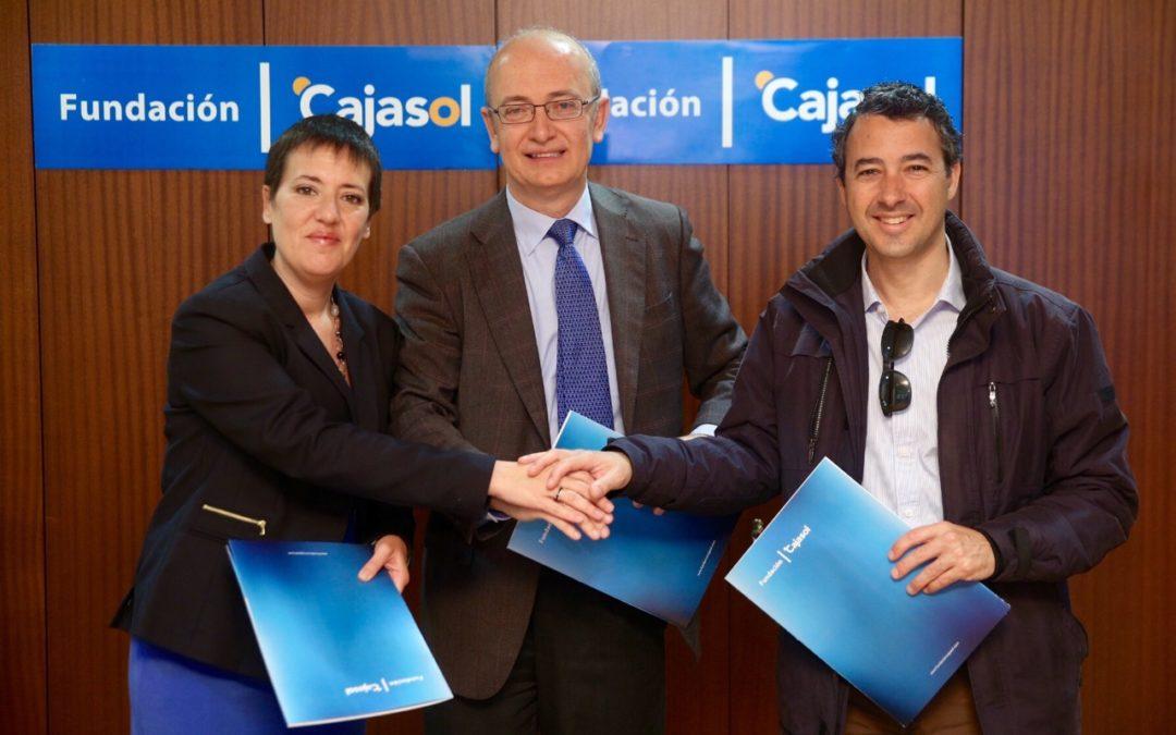 La Fundación Cajasol respalda el 'II Encuentro Provincial Deportivo de Mayores', que se celebra el 26 de marzo en Alcalá de Guadaíra