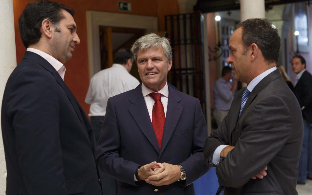 Espartaco y Míchel, 'Mano a mano' este martes, a las 20.30 horas, en la Fundación Cajasol
