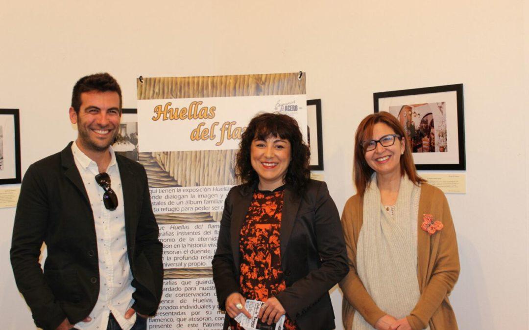 El Festival flamenco 'Esquinas de Acero' de Huelva comienza con la exposición 'Huellas del Flamenco' en la Fundación Cajasol