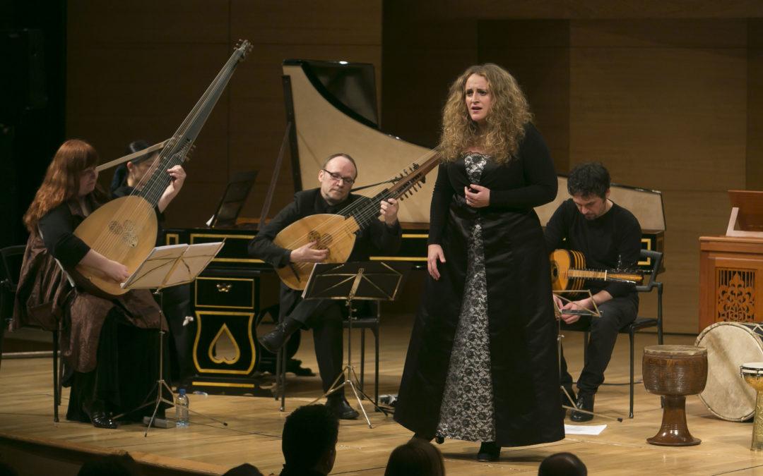 La XXX edición del Festival de Música Antigua arranca con L'Arpeggita' y Chistina Pluhar en el Centro Cultural Cajasol