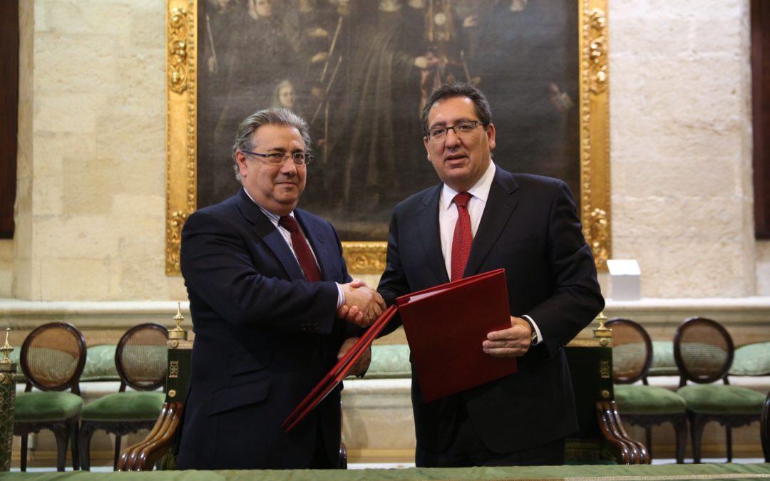 El Miserere de la Asociación Coral de Sevilla inaugura la primavera de la mano del Ayuntamiento y la Fundación Cajasol