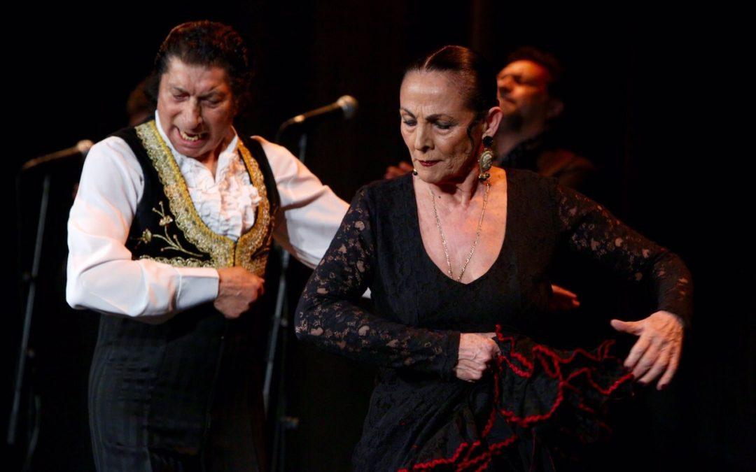 La figura toma relevancia en el 'Puro Flamenco' de Toni El Pelao y la Uchi en los Jueves Flamencos de la Fundación Cajasol
