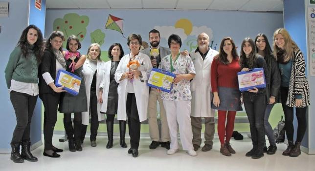 La Fundación Cajasol colabora con el proyecto 'Poción de Héroes', que ayuda a cientos de niños y niñas en su lucha contra el cáncer