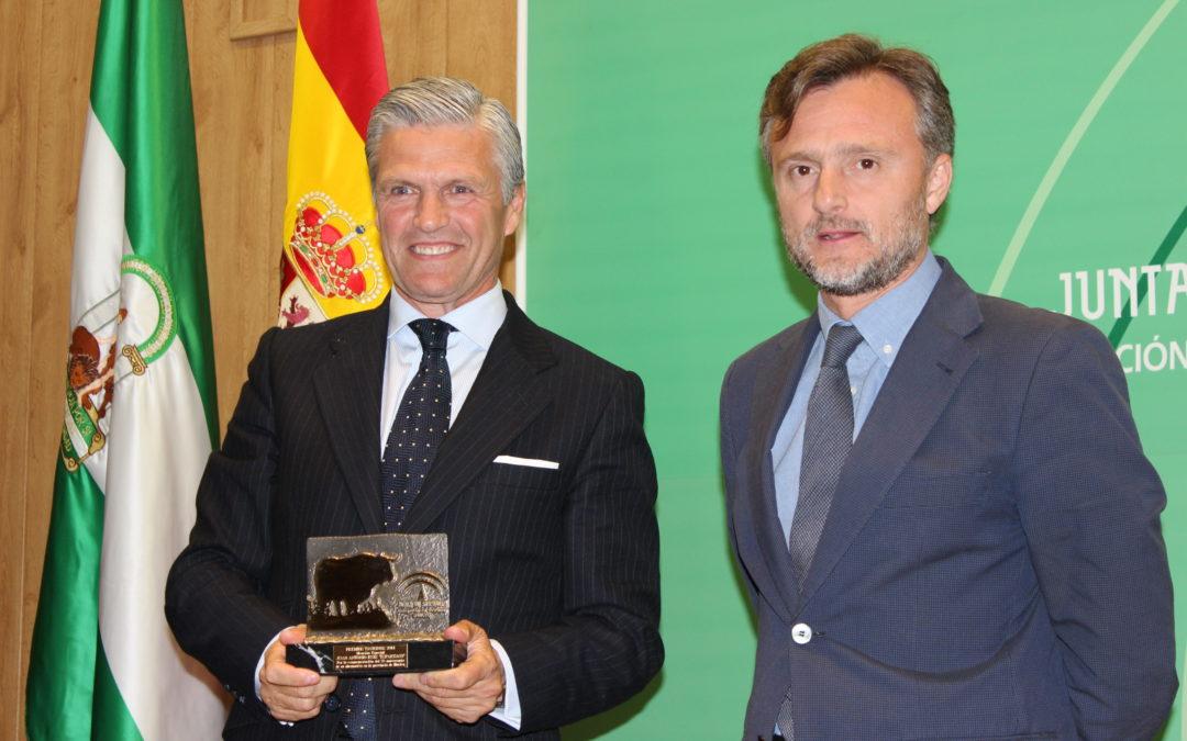Entrega de los XI Premios Taurinos de Huelva