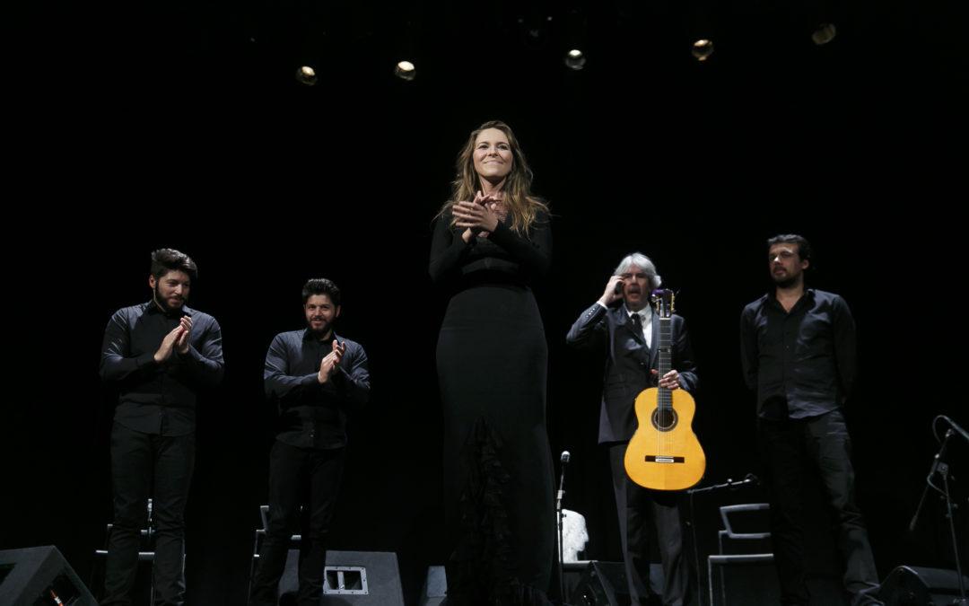Recital de Rocío Márquez con cantes de distintos momentos de su carrera en los Jueves Flamencos
