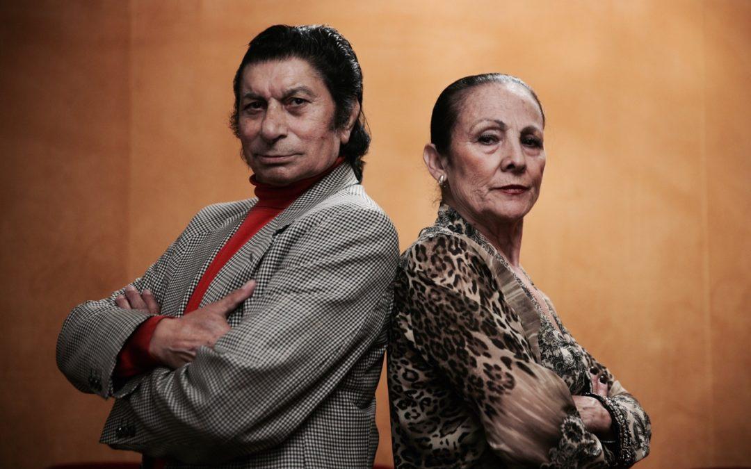 Toni El Pelao y La Uchi, preparados para ofrecer 'Puro flamenco' en los Jueves Flamencos