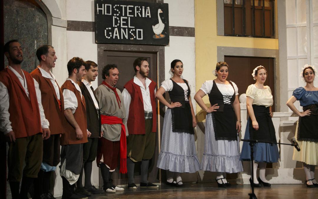 Comedia lírica con 'La Canción del Olvido' en la Fundación Cajasol