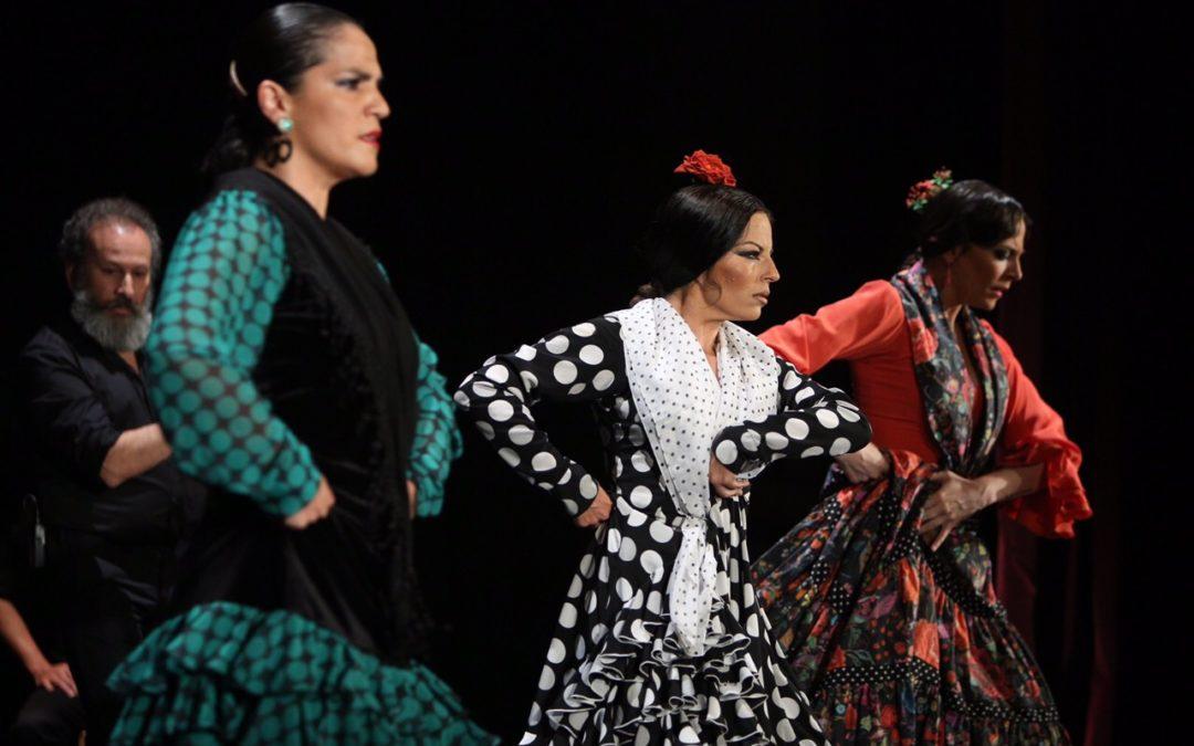 Los Jueves Flamencos se calzan '6Zapatos' para asombrar al público en la Fundación Cajasol