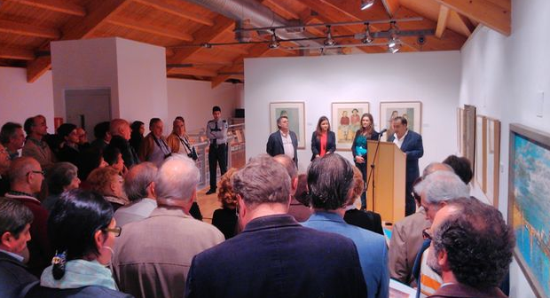 La exposición 'Pérez Aguilera. Óleo sobre la vida', en el Museo de Alcalá de Guadaíra hasta el 9 de diciembre