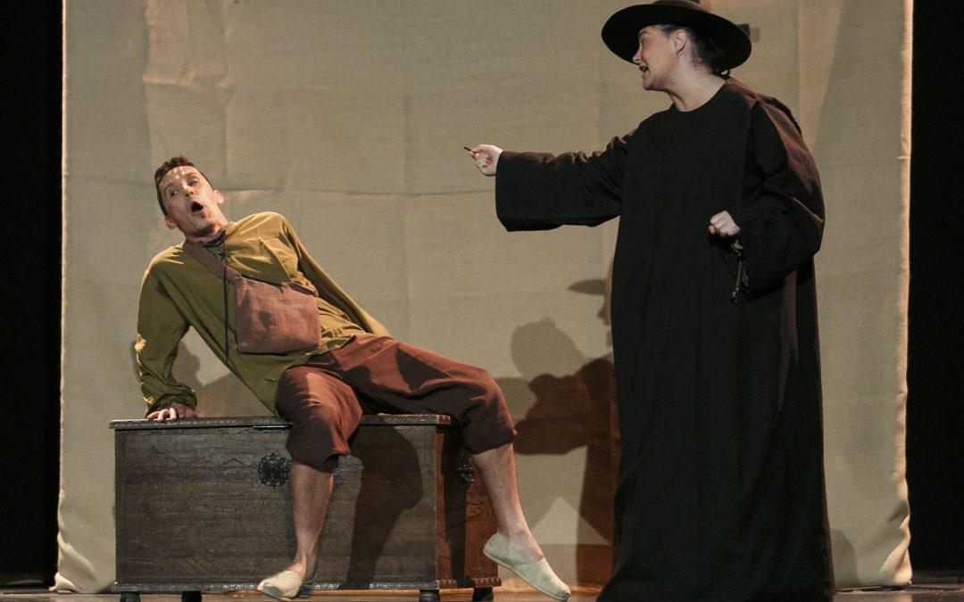 Fin de semana de teatro con 'Aventuras de Lázaro de Tormes' y La Madeja Teatro