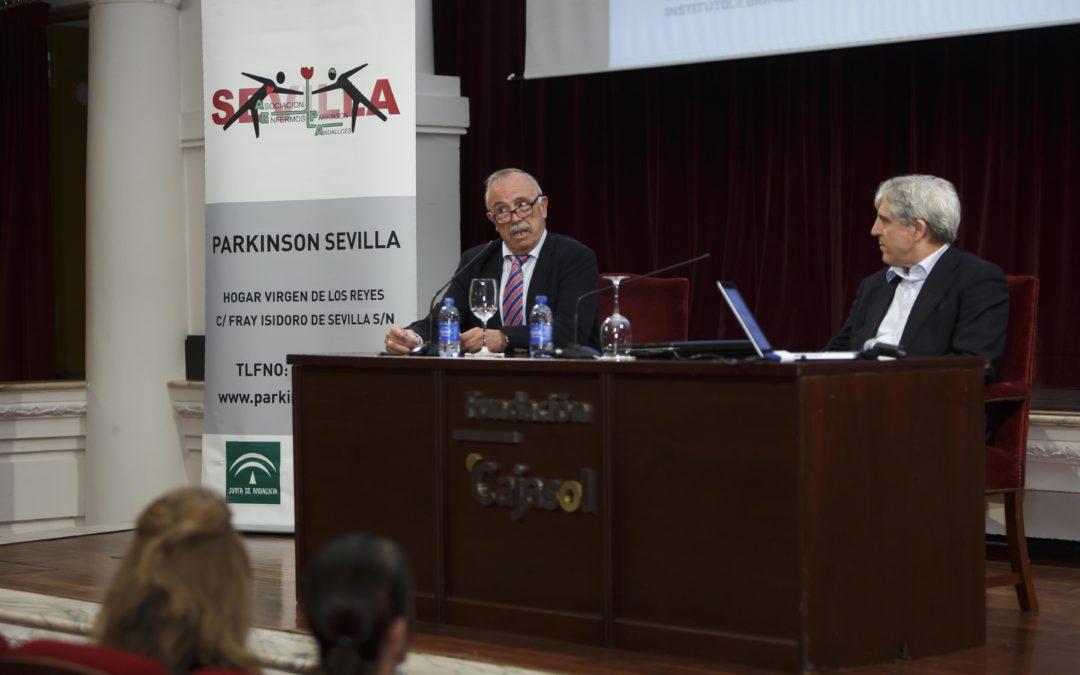 Conferencias sobre la enfermedad de Parkinson en la Fundación Cajasol
