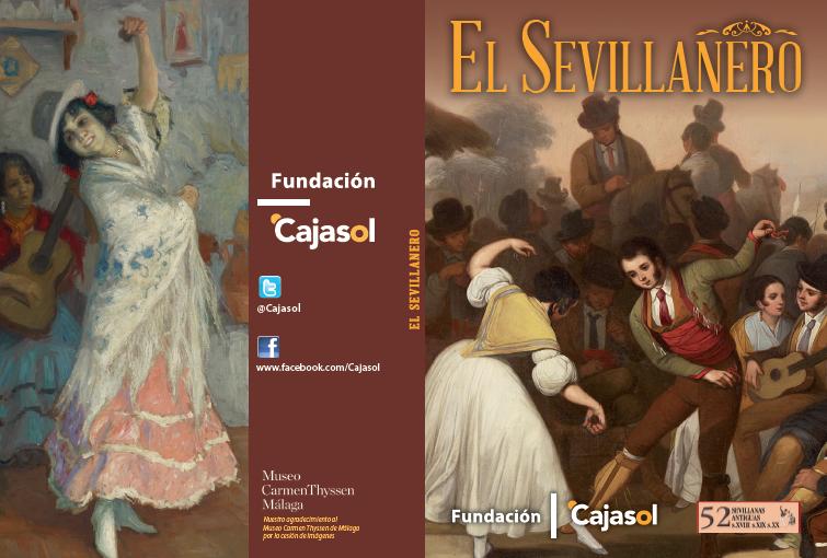 La Fundación Cajasol entrega el libreto 'El sevillanero' para cantar y bailar en la Feria de Abril de Sevilla 2015