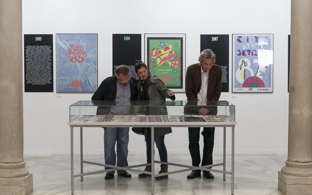 Más de 7.000 personas reviven el programa cultural 'Cita en Sevilla' treinta años después en la Fundación Cajasol