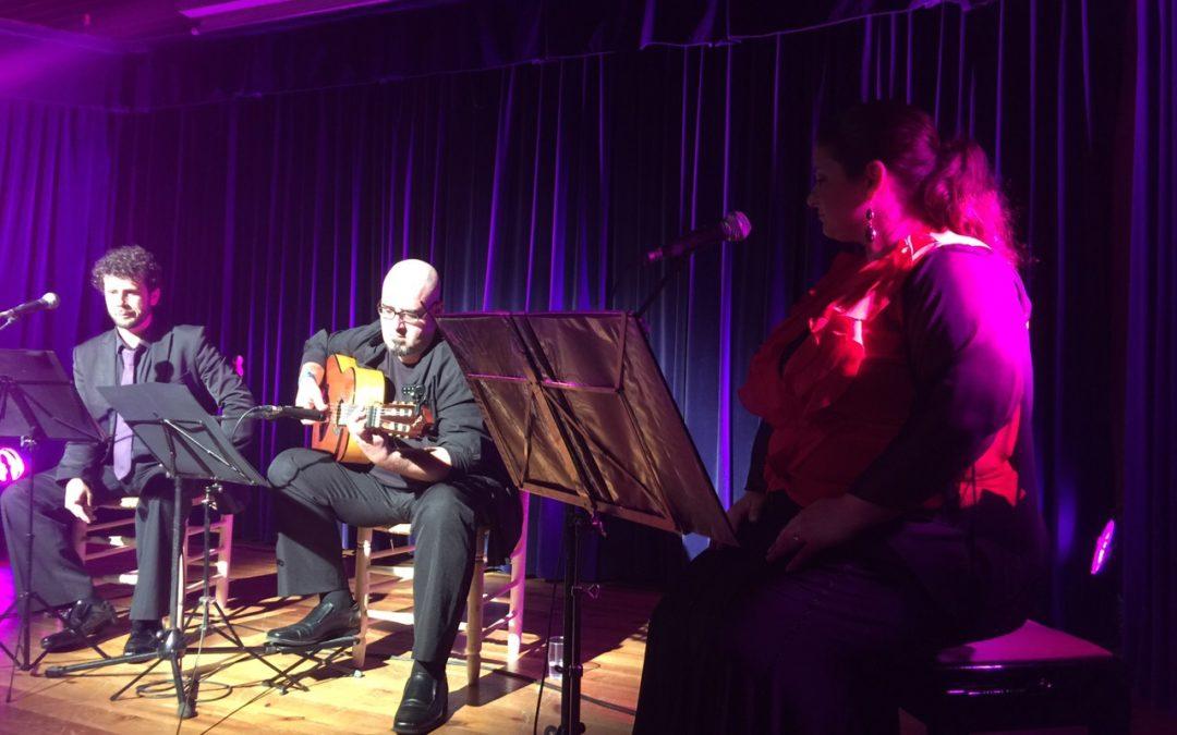 'La cantata del Pernales' trae la historia del último bandido de leyenda a la Fundación Cajasol en Huelva