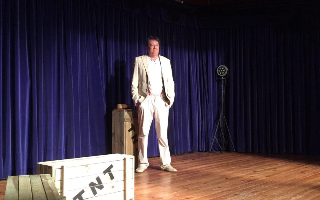 La apasionante historia de 'La leyenda del pianista', sobre las tablas de la Fundación Cajasol en Huelva