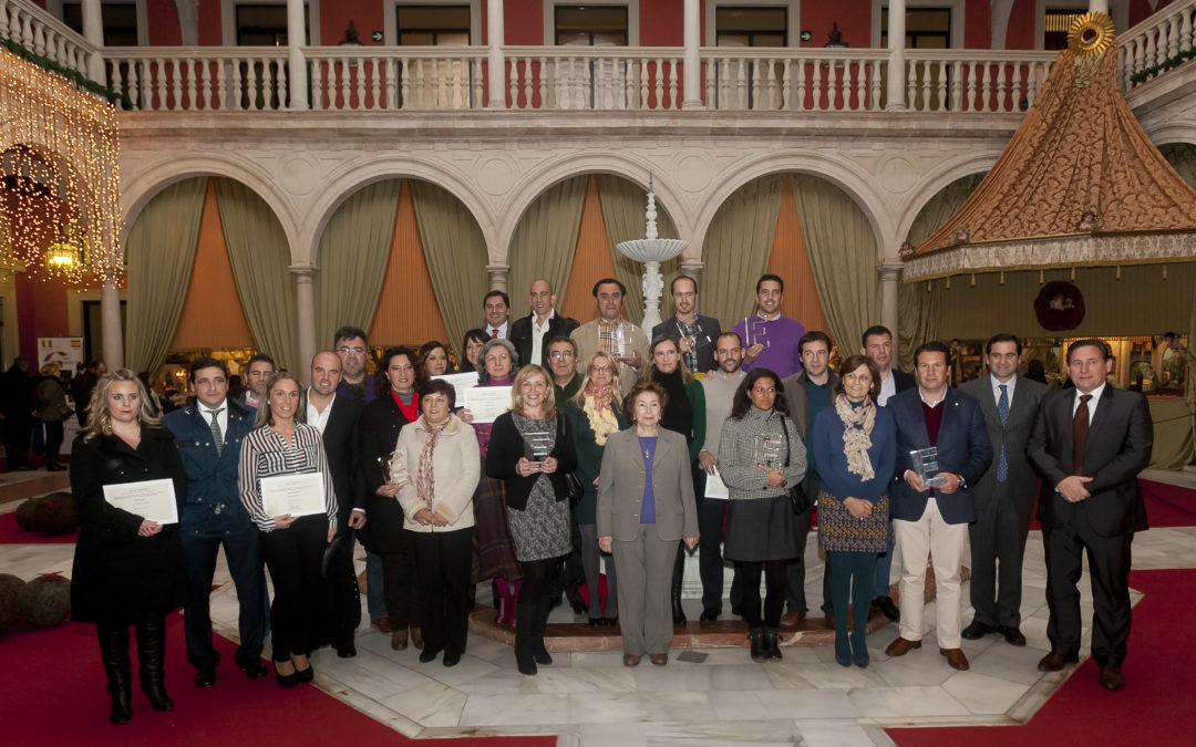 Andalucía Emprende reconoce a sus mejores empresarios