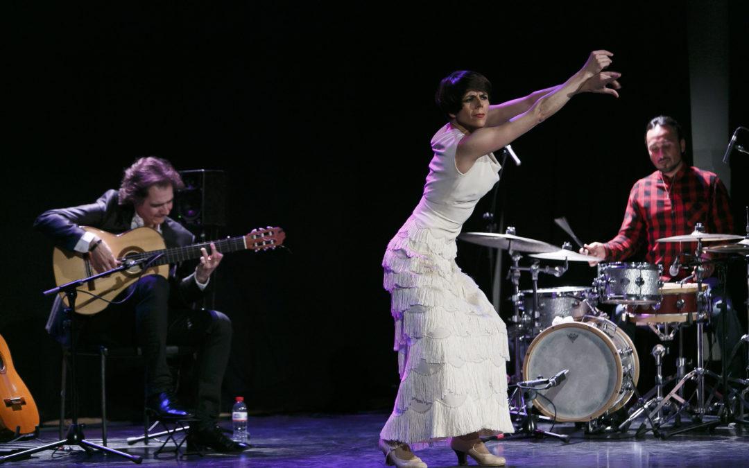 Salvador Gutiérrez y Leonor Leal bordan el flamenco en 'Cita con las Músicas'