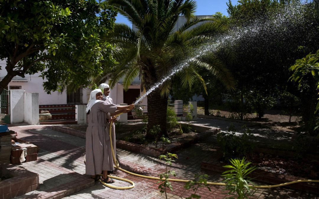 La vida de las monjas de clausura, en imágenes, por Antonio del Junco