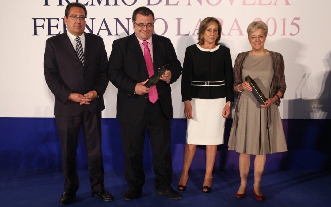 Anna Caballé y Antonio Astorga, ganadores de los premios Manuel Alvar y Antonio Domínguez Ortiz 2015