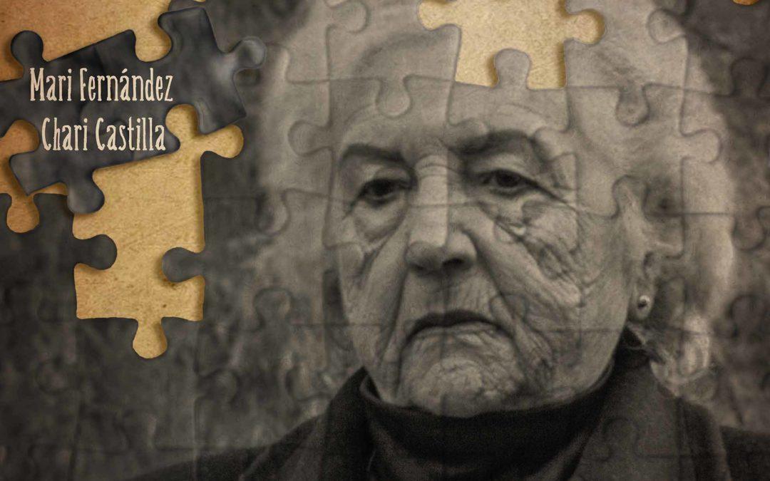 La película 'La Memoria', de Luis Suán, se proyecta en el salón de actos de la Fundación Cajasol en Huelva