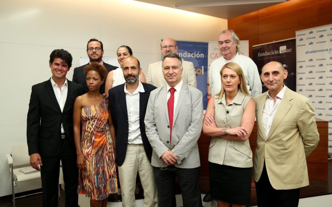 Fundación Cajasol, Fundación SGAE, Fundación Alcalá Innova y Asociación Pasión por la Música se unen para impulsar 'Cantania Andalucía 2015'