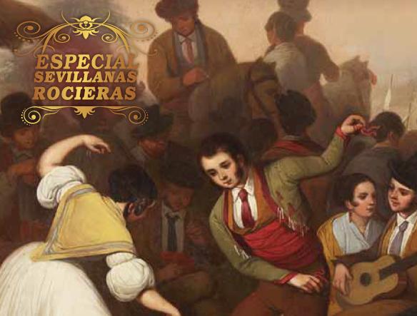 La Fundación Cajasol edita 'El Sevillanero' especial sevillanas rocieras con 100 letras de los grandes autores