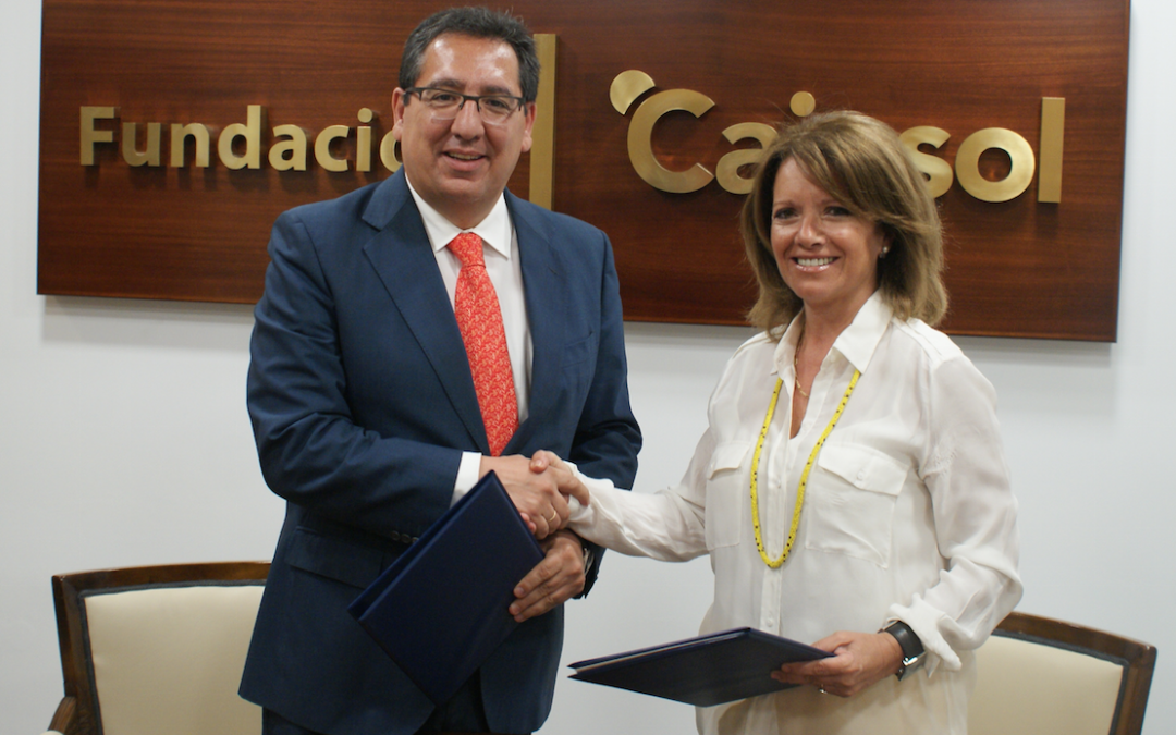 La Fundación Cajasol y la Delegación de Educación de Córdoba promueven la igualdad en las aulas