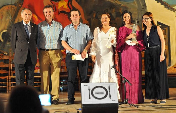 La onubense Beatriz Romero gana el 'I Concurso Nacional de Arte Flamenco Ciudad de Huelva'