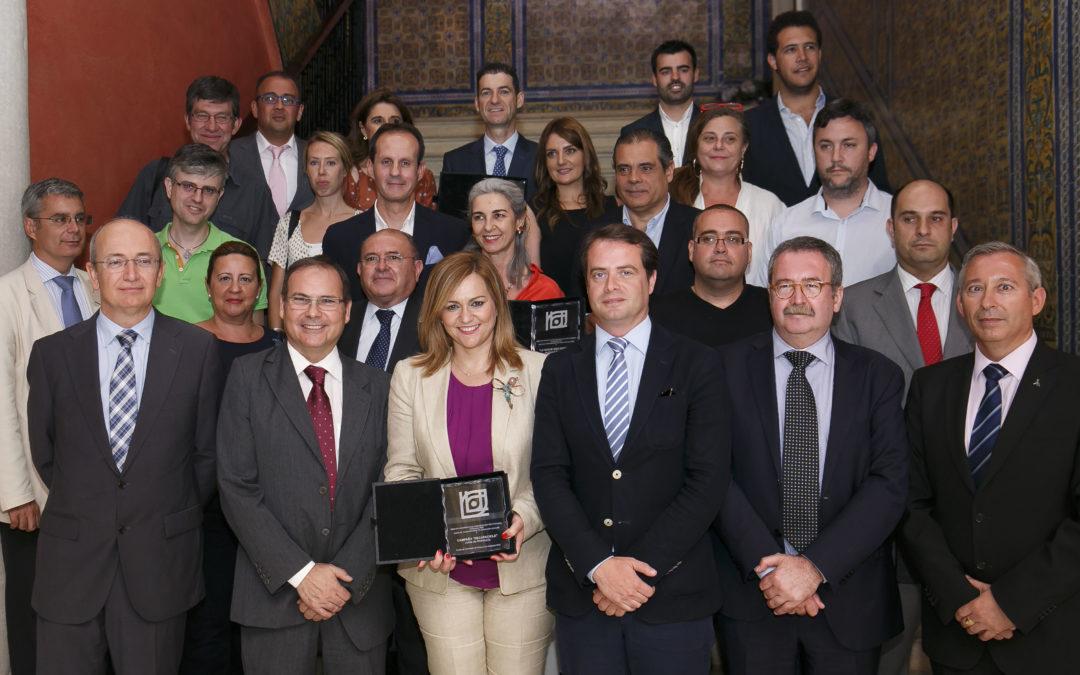 Enrique Regalado Carrascal, Premio de Periodismo de Consumo en Andalucía 2015
