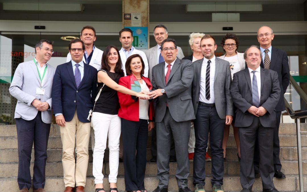 La Fundación Cajasol colabora en la creación de una nueva Unidad de Investigación Cardiovascular en el Hospital Virgen Macarena