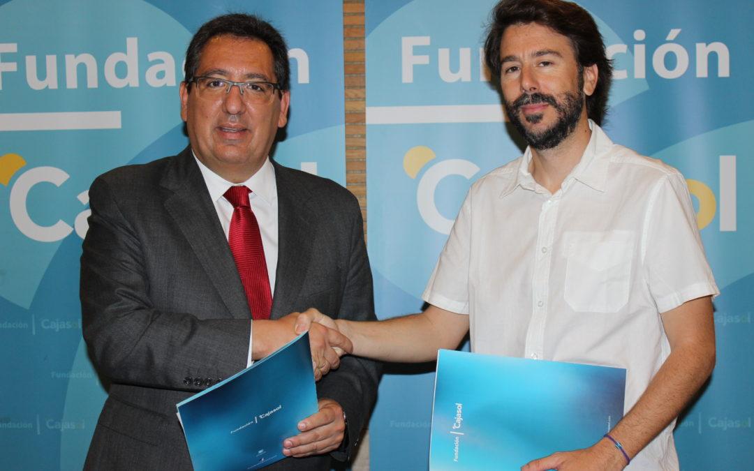 La Fundación Cajasol facilitará las obras de adaptación del Centro de Acogida Residencial Inmediata de Proyecto Hombre en Huelva