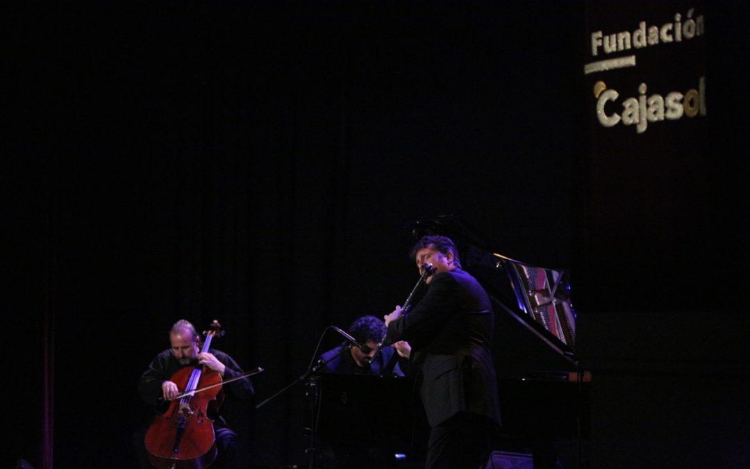 Música flamenca, clásica y jazz confluyen en Camerata Flamenco Project