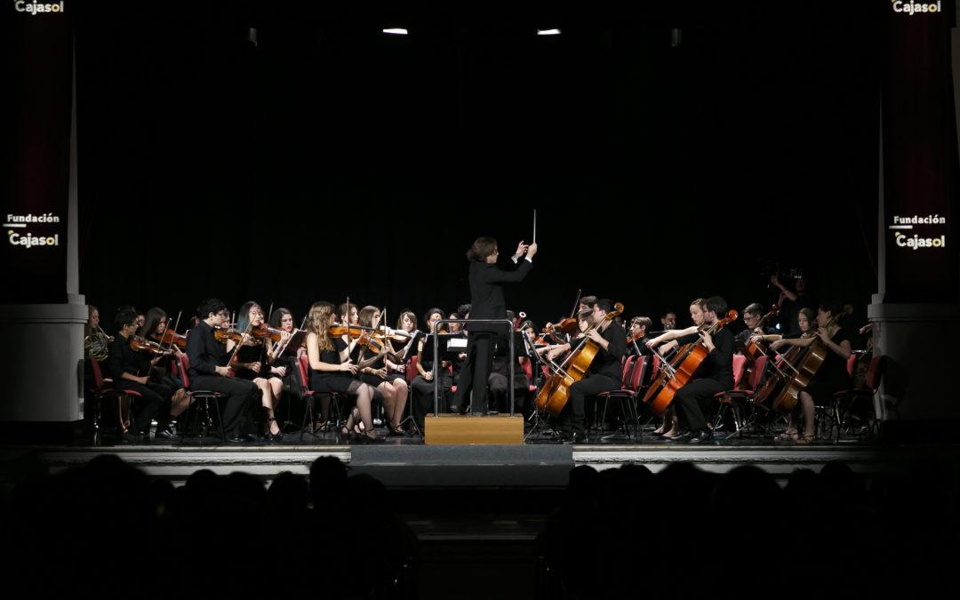 La Fundación Cajasol acoge el Concierto fin de temporada de la Orquesta Filarmonía de Sevilla